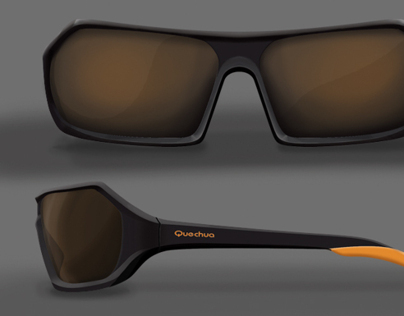 QUECHUA - Hiking & High Mountaineering SUNGLASSES