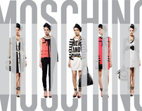 Booklet about fashion designer