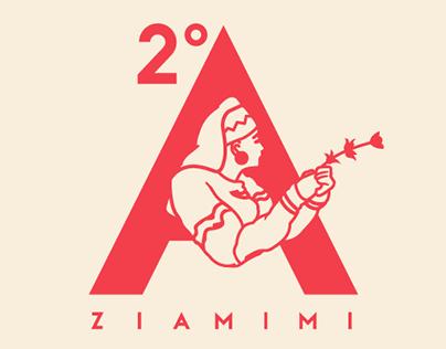 ZIAMIMI Font