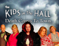 CBC TV: KIDS IN THE HALL DEATH COMES TO TOWN