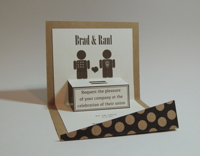 Creative invitation