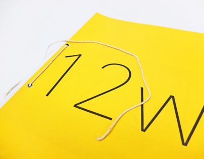 12w | Photographic Print Journal