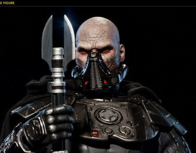 Darth Malgus 1:6th scale figure