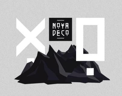 Noya Deco  //  T Y P O G R A P H Y