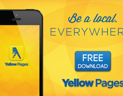 Yellow Pages Facebook Mobile Ads