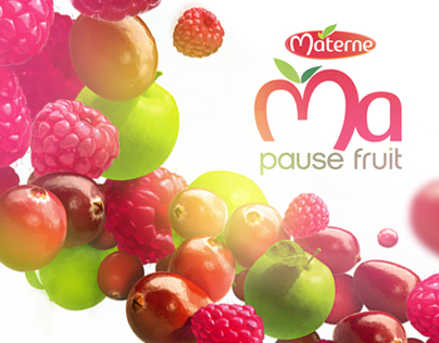 Webdesign / Ma pause fruit