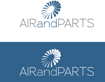 Identidade Visual - Air and Parts