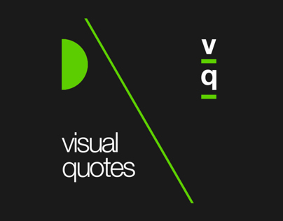 Visual Quotes