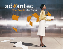 Advantec: Brochures and Conference materials