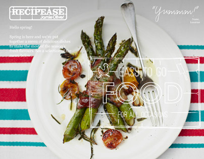 Jamie Oliver - Recipease