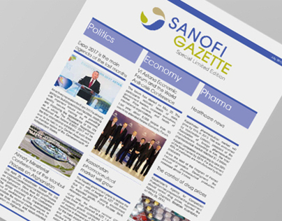 SANOFI gazette