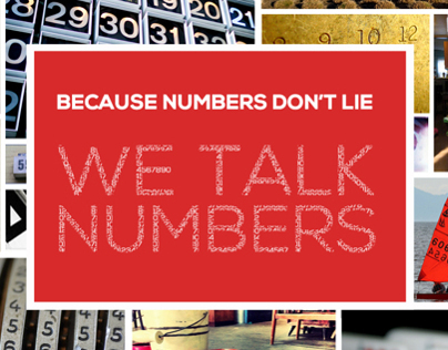 We Talk Numbers