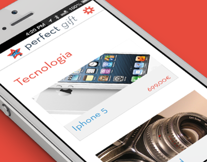 Perfect Gift // APP