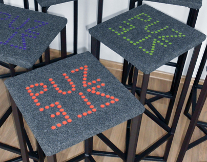 Barstools for Puzzle