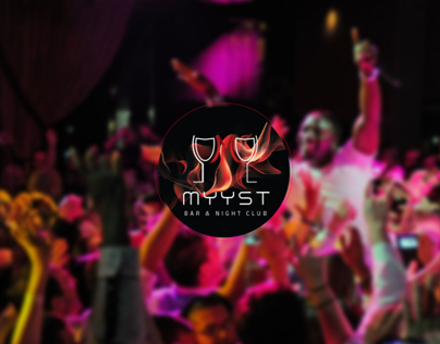 Bar & Night Club Logo