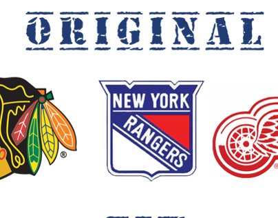 Original Six Concept Design Two