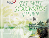 Key West Songwriters Festival Poster
