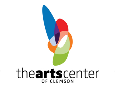 The Arts Center of Clemson Rebranding