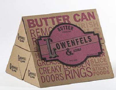 Lowenfels & Sons Butter Repack