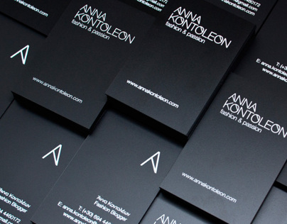 Branding and photography for Kontoleon fashion blog