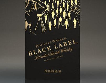 Johnnie Walker - Commemorative Box