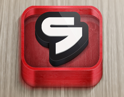 Unused IOS Icon For A Client