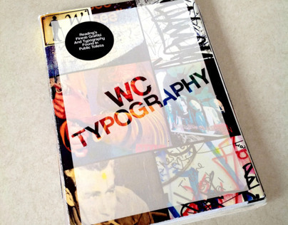 W.C Typography/Graffiti Book