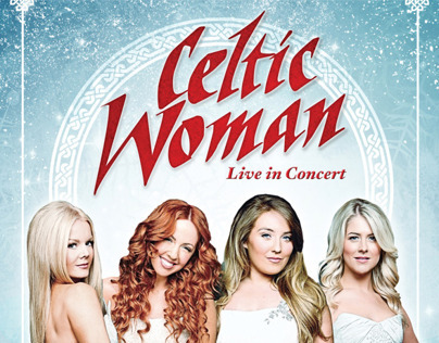 Celtic Woman Advertising Creative