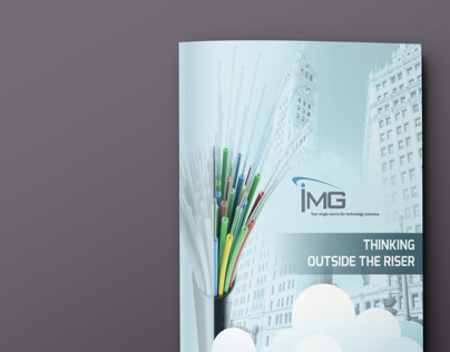 IMG Tabloid Brochure