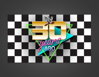 WWE History - Digital Type