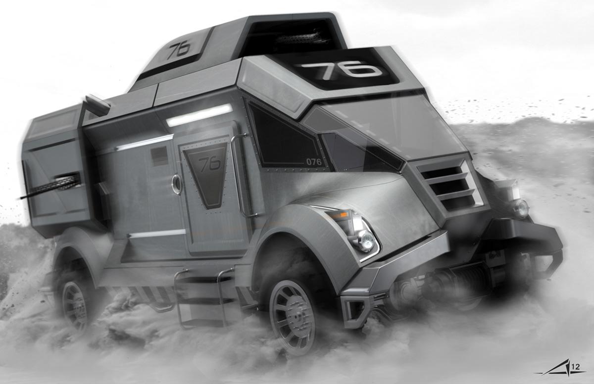 Rumble Truck
