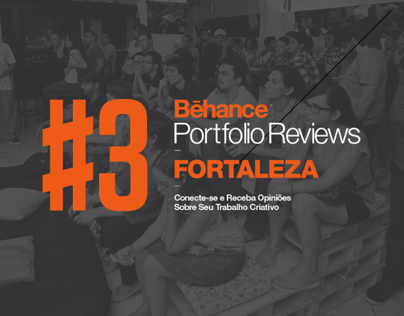 Behance Portfolio Reviews #3 - Fortaleza