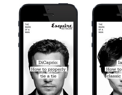 Esquire Network Mobile/Tablet App