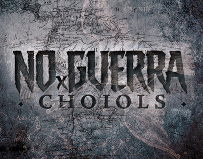 No Guerra - Choiols LP