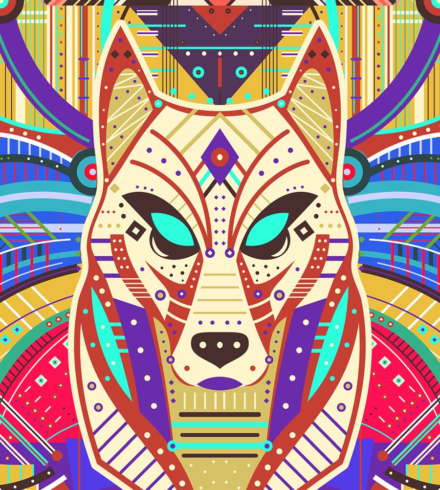 Symmetric Animals