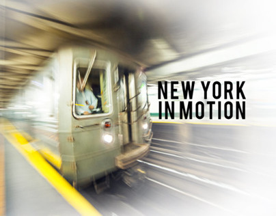 New York in Motion