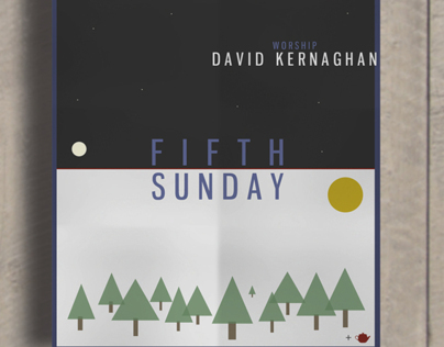 Fifth Sunday - Event Poster & Cards