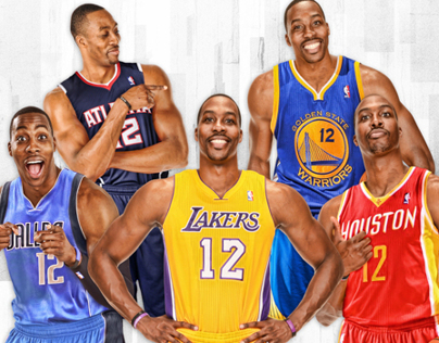 Dwight Howard The Decision