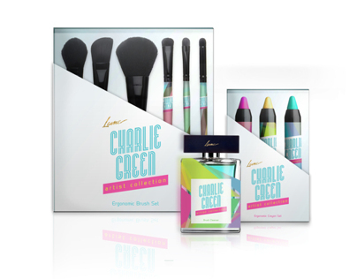 Charlie Green Artist Collection for Lume