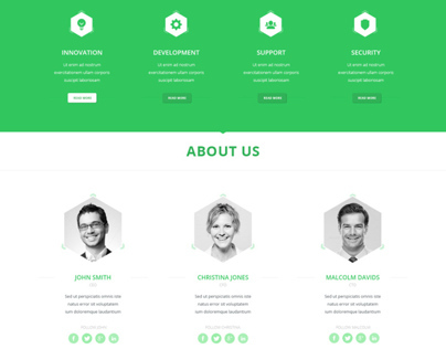 EXPO WordPress Theme [WiP]