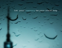 Let your memory be your travel bag