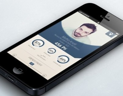 App IOS Work in Progress