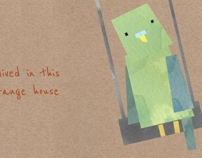 Budgie | an interactive childrens book