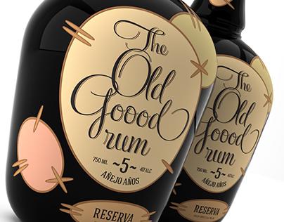 The Old Goood Rum