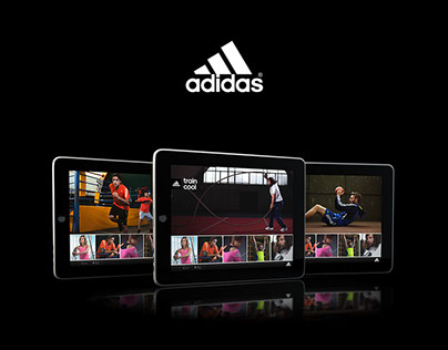 adidas Training 2012 iPad/iPhone Apps