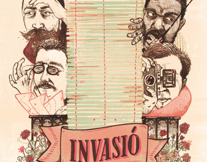 INVASIÓ SUBTIL / BOOK COVER