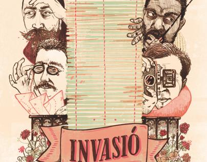 INVASIÓ SUBTIL / BOOK COVER