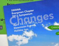 SWANA Conference postcard