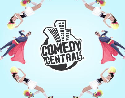 Amici@letto2 // Comedy Central - Facebook tab and cover