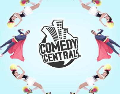 Amici@letto2 // Comedy Central - Facebook Tab &Cover